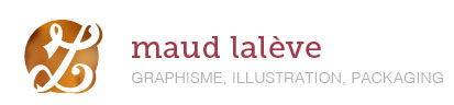 Maud Lalève – Graphiste indépendante, freelance à Périgueux